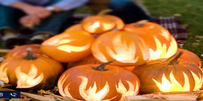 Unique Pumpkin Campfire Ideas