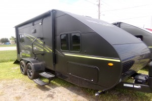 New 2020 Travel Lite Falcon F23TH Toy Hauler