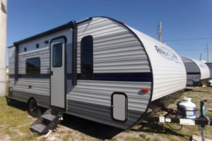 New 2021 Gulftstream Trailmaster Super Lite 189DD Travel Trailers