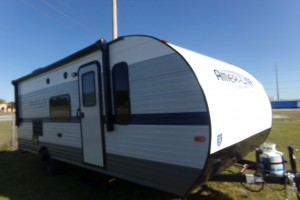 New 2021 Gulftstream Trailmaster Super Lite 199RK Travel Trailers