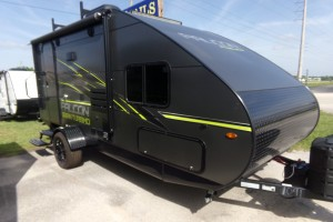 New 2019 Travel Lite Falcon F21RB Travel Trailers