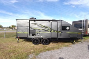 New 2019 Travel Lite Falcon F24RBK Travel Trailers