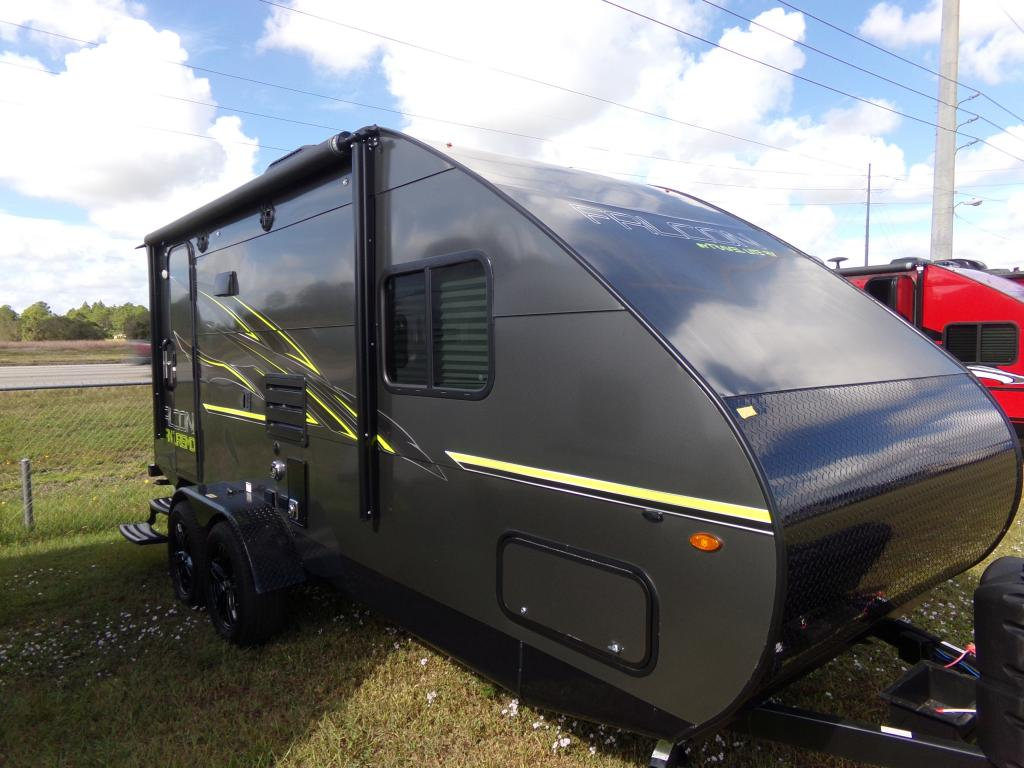 New 2019 Travel Lite Falcon F23rb Travel Trailers