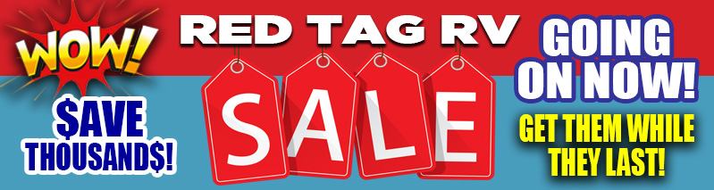 Red Tag Clearance